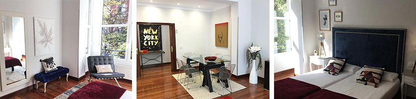 Albia Appartement in Bilbao