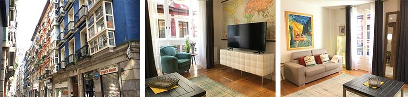 Artekale Appartementen in Bilbao