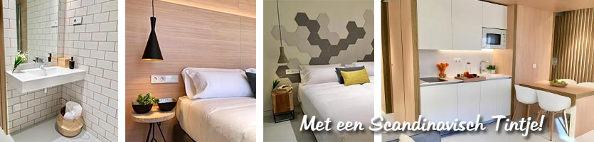Inside appartement in Bilbao